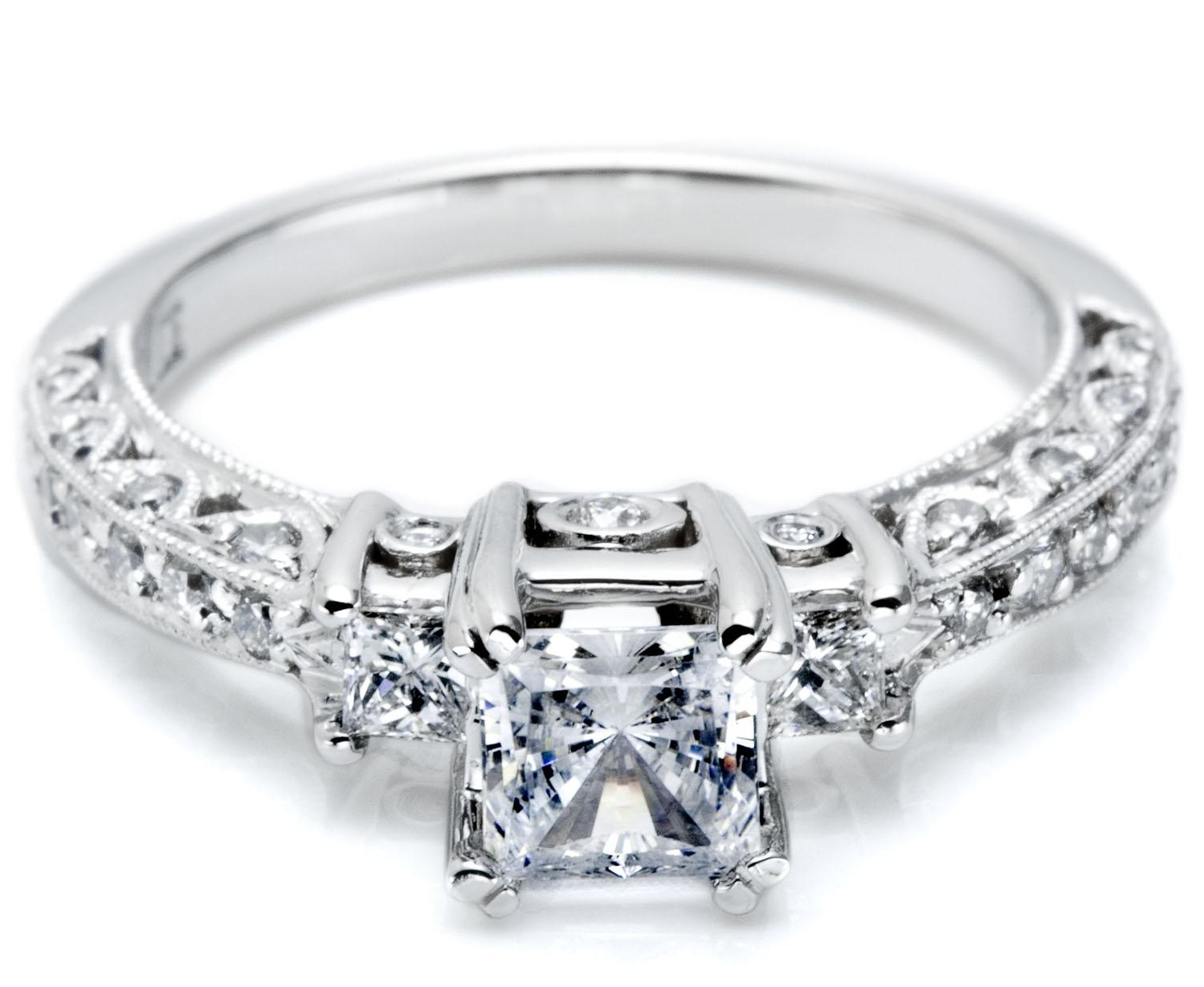 Platinum Rings for Women  New Designed  Beautyhealth and fashion
