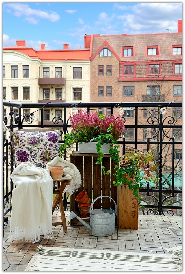 Balcony Overlooking