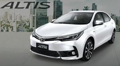 Promo Toyota Corolla Altis