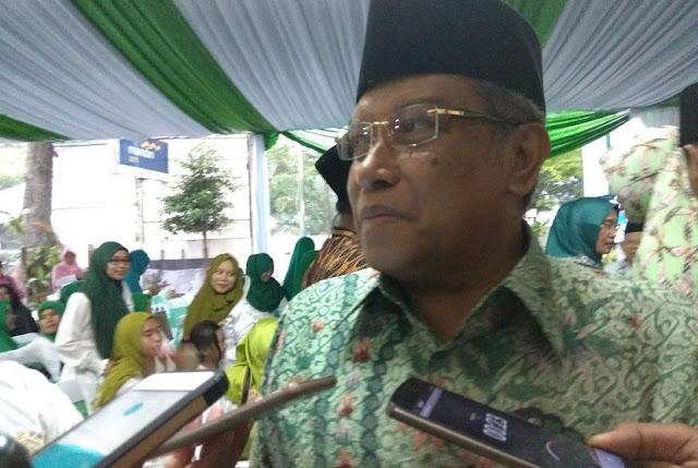 Said Aqil: Kelompok MCA Mengkhianati Bangsa