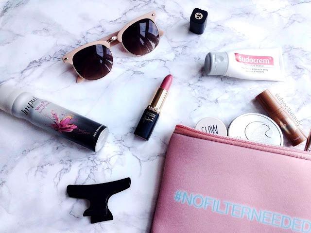 Handbag Beauty Essentials