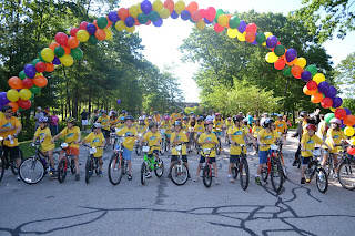 PMC Franklin Kids Ride