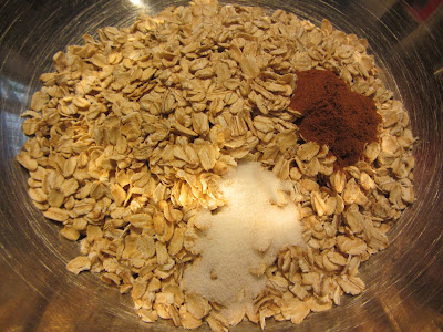 Homemade Granola Recipe-The Unlikely Homeschool
