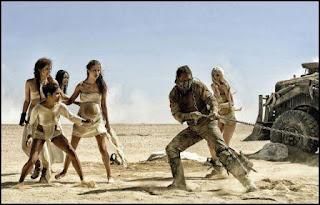 'Las Esposas', de Mad Max: furia en la carretera (George Miller, 2015)