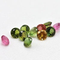 Natural Tourmaline Gemstones