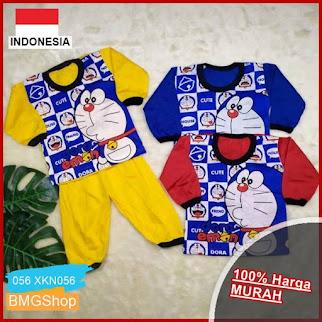XKN056 Setelan Baju Bayi Lengan Panjang BMGShop