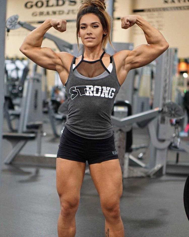 Fitness Models with Muscle 2