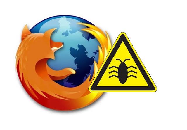 Firefox Vulnerability