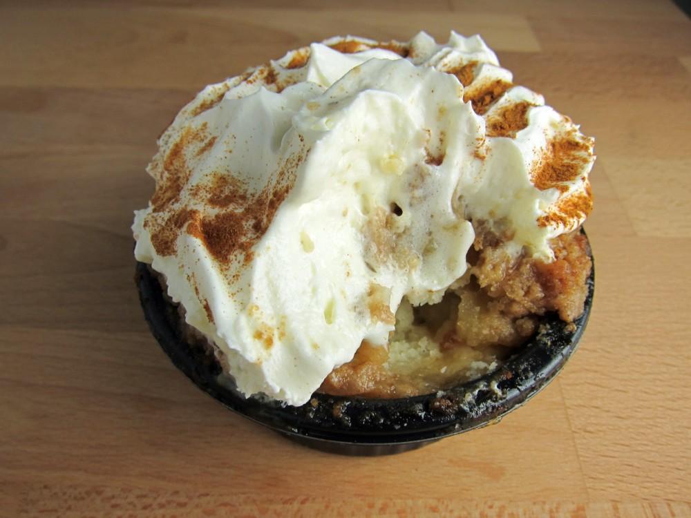 Oatmeal Apple Cinnamon Cake