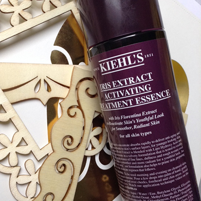 Kiehl's Iris Extract Activating Treatment Essence