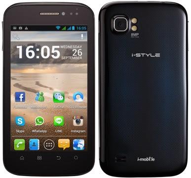 i-mobile i-STYLE Q6