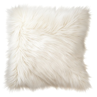 The Collected Interior: Mongolian Wool Pillows!