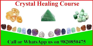 Crystal Healing Courses in Mumbai