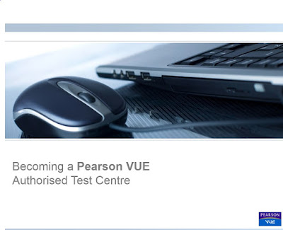 Becoming a Pearson VUE Authorised Test Centre - Europe, Middle East, and Africa