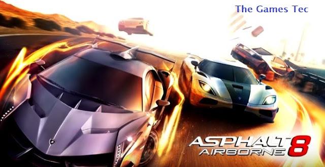 Asphalt 8 Airborne APK Download APK + OBB