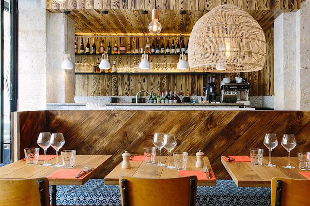 restaurant, les pinces, paris, pigalle, homard, vintage