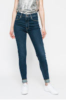 Jeansi Mile High Super Skinny • Levi's
