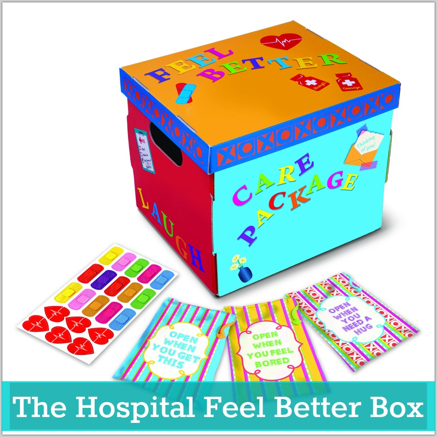 Care package ideas for hospital patient