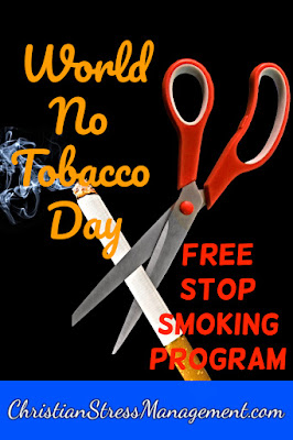 World No Tobacco Day Free Stop Smoking Program