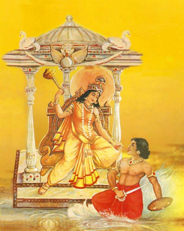 माता बगुलामुखी देवी का ऐतिहासिक सत्य जाने