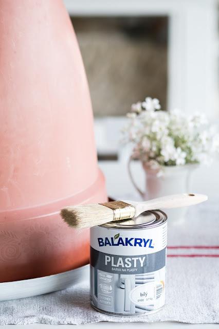 Renovácia plastových kvetináčov za jeden deň