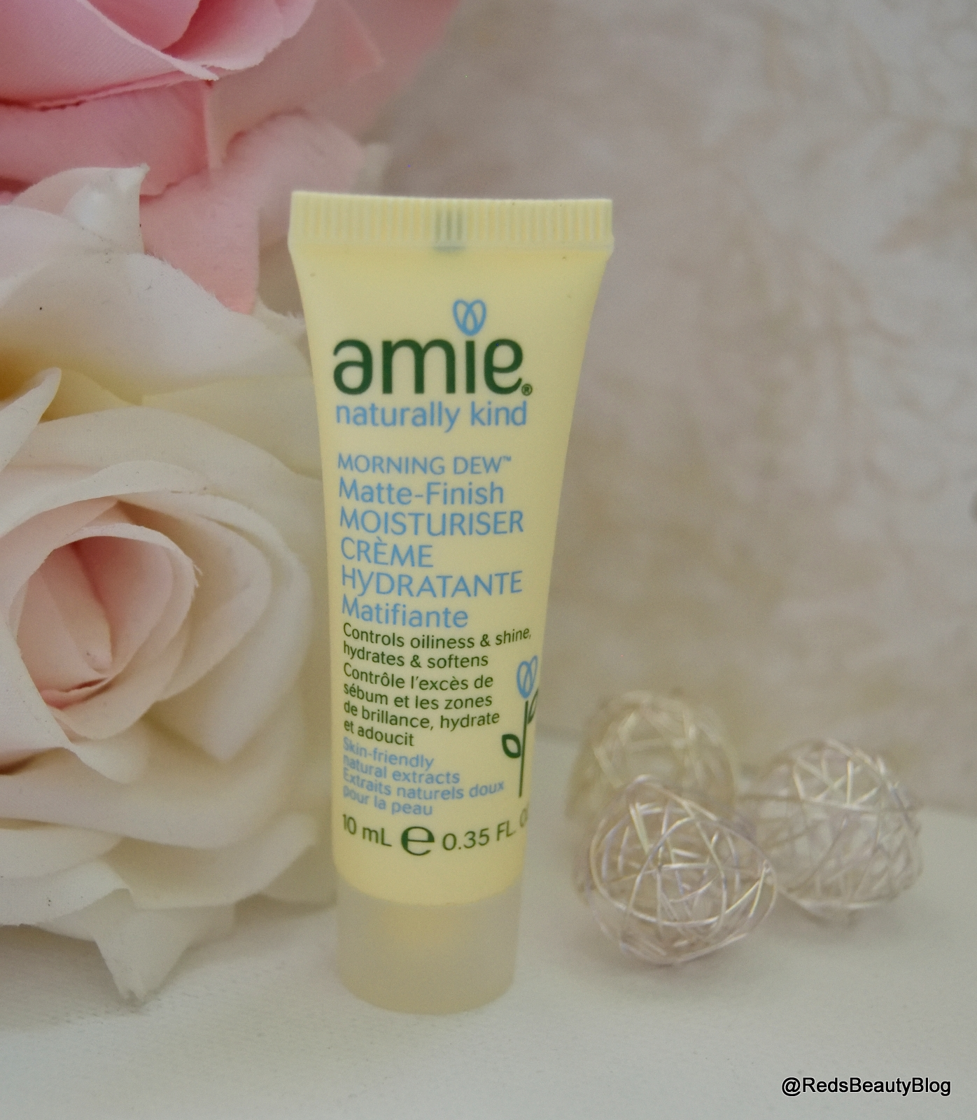 a picture of Amie Morning Dew Matte Finish Moisturiser