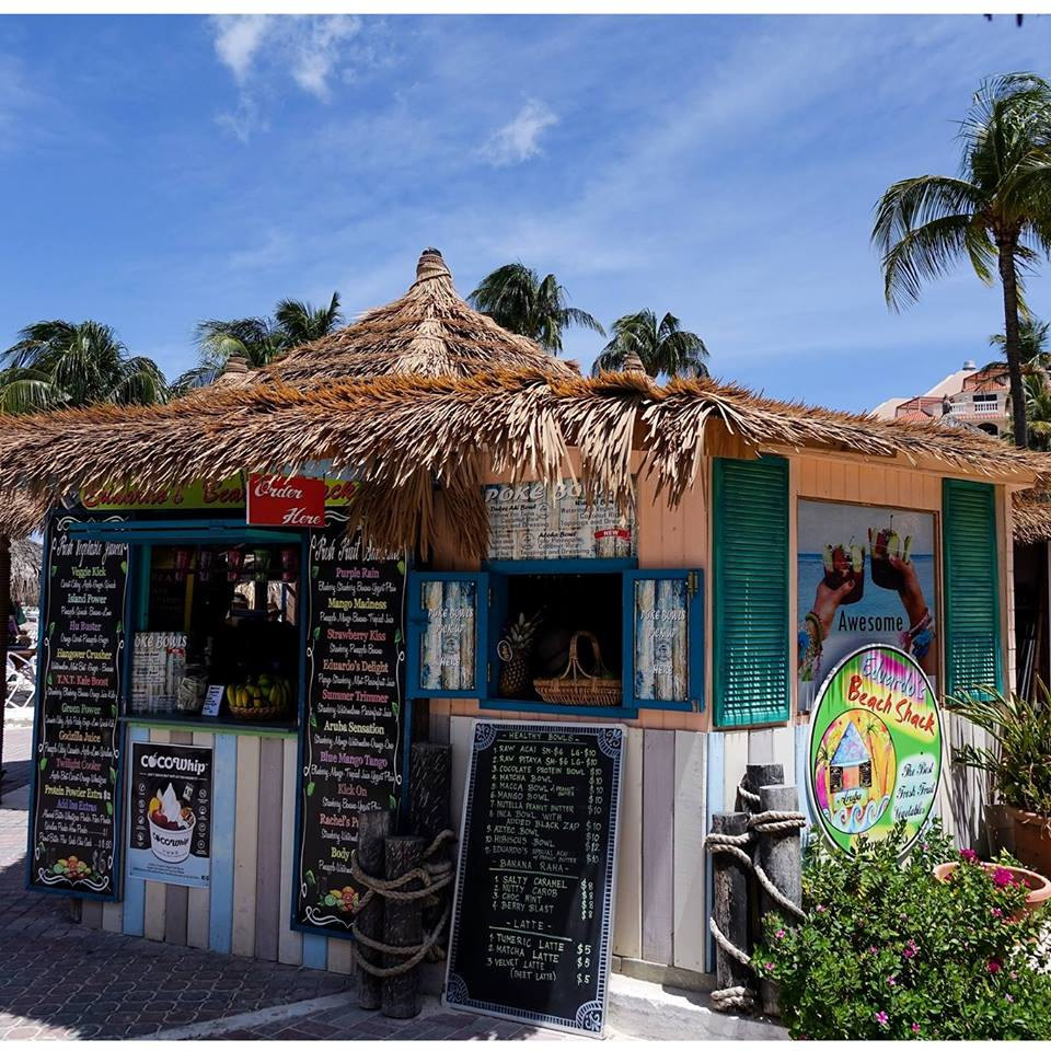 Restaurants Near Playa Linda Beach Resort Aruba