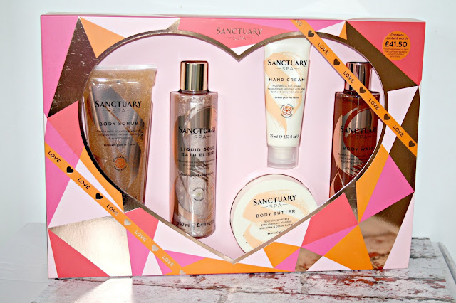 Sanctuary Spa Indulgence Box