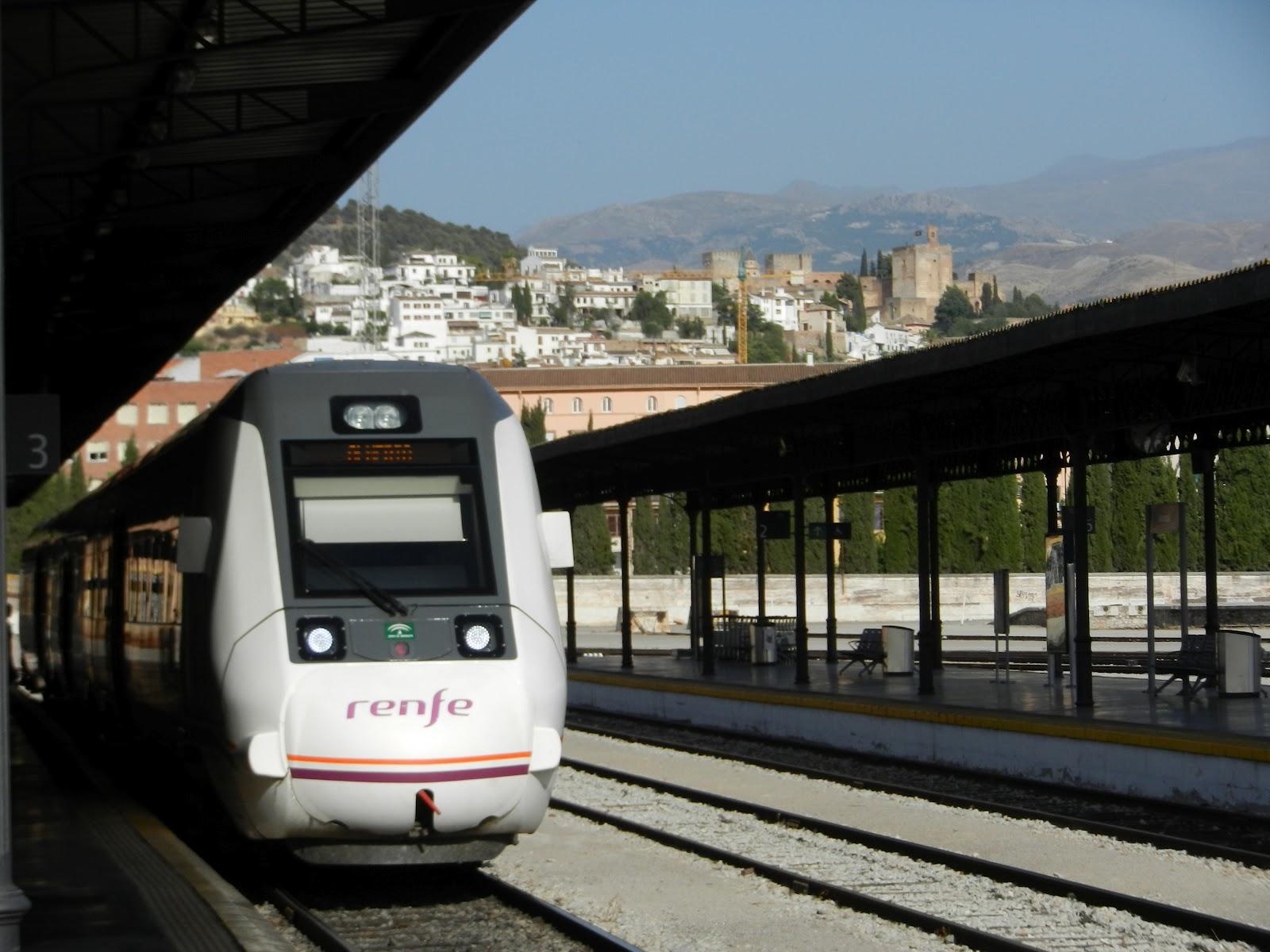 Viajes ferroviarios de ayer, hoy y mañana