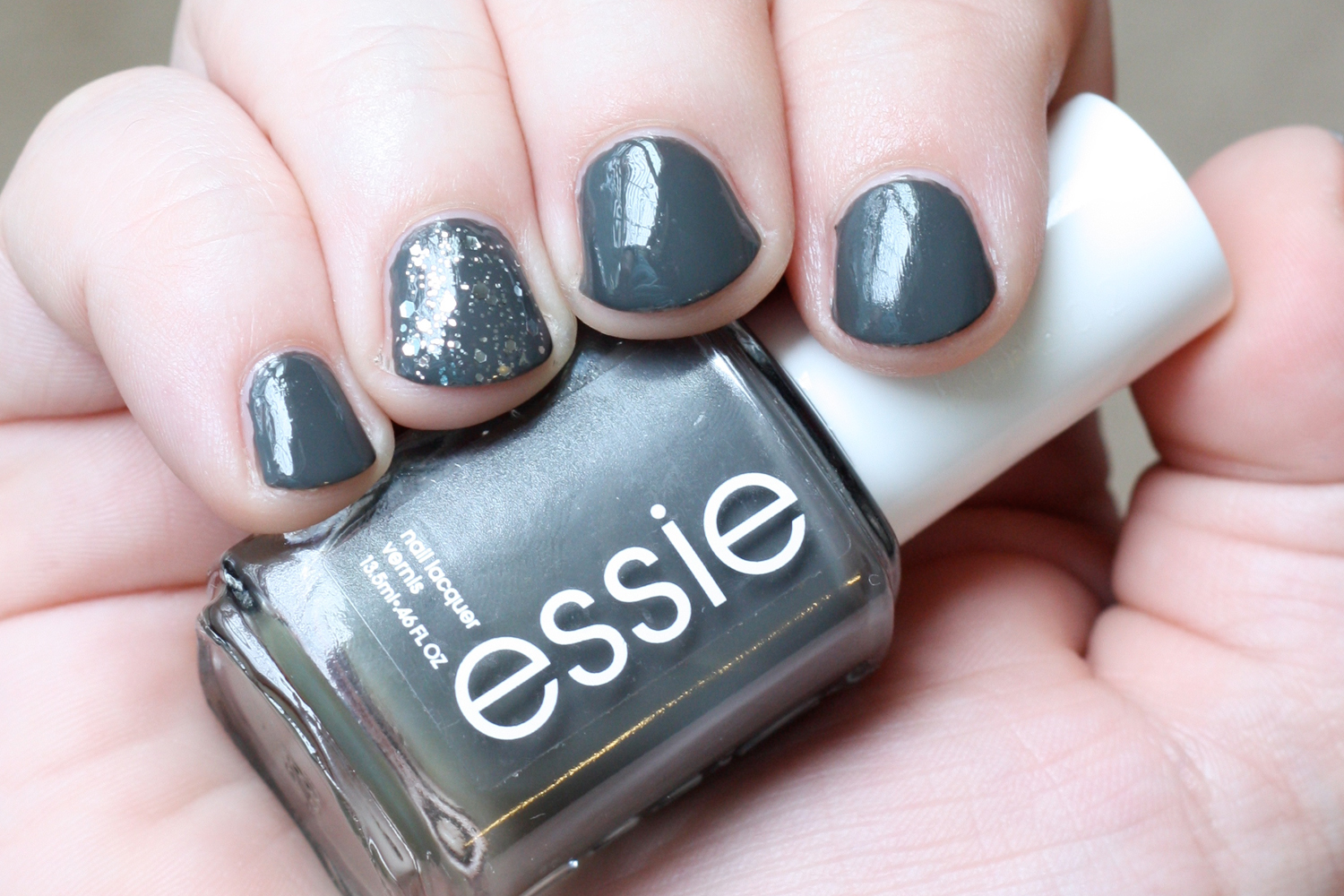 that winsome girl nail