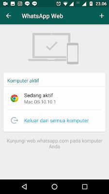 Agar Pesan WhatsApp Tidak Bisa di Sadap Serta Pembajakan