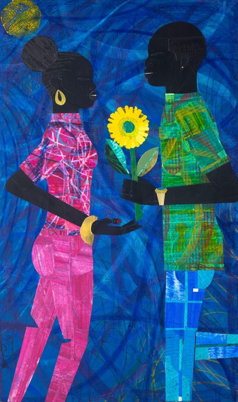 Картины-представления об афроамериканской жизни