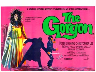 The Gorgon 1964 movieloversreviews.filminspector.com film poster