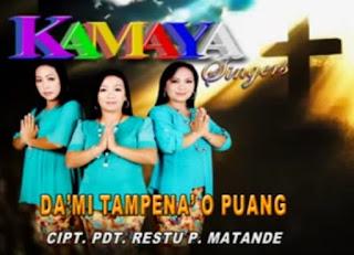 Download Lagu Toraja Da'Mi Tampena' O Puang (Kamaya Singers)