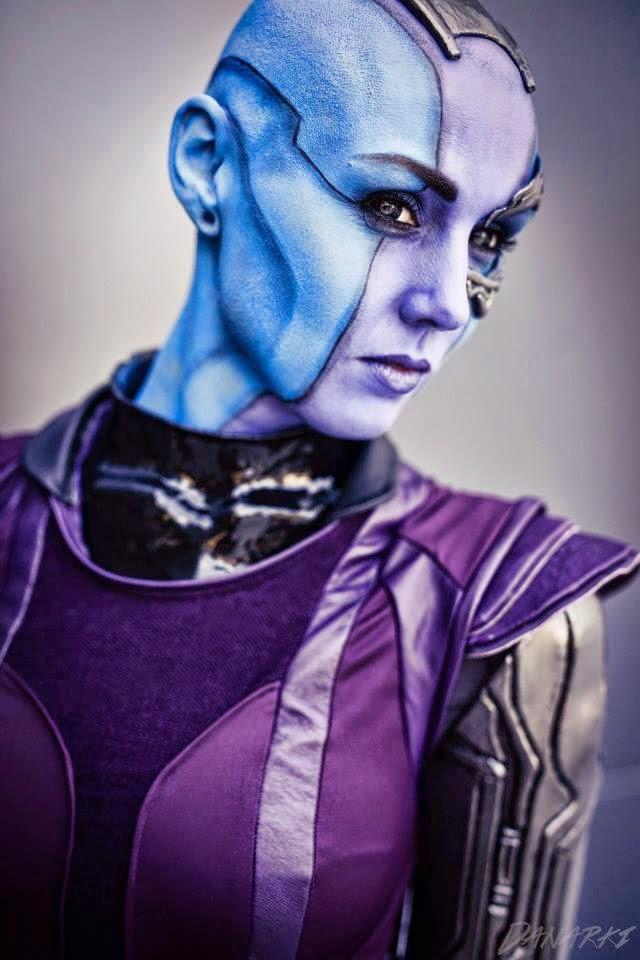 nebula cosplay - photo #11