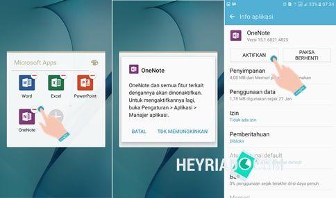 Cara Memindahkan Aplikasi Dari Dalam Folder
