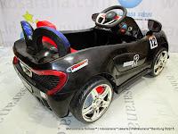 belakang pliko pk9188n maclaren black mobil mainan anak