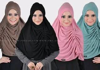 Jilbab zahra