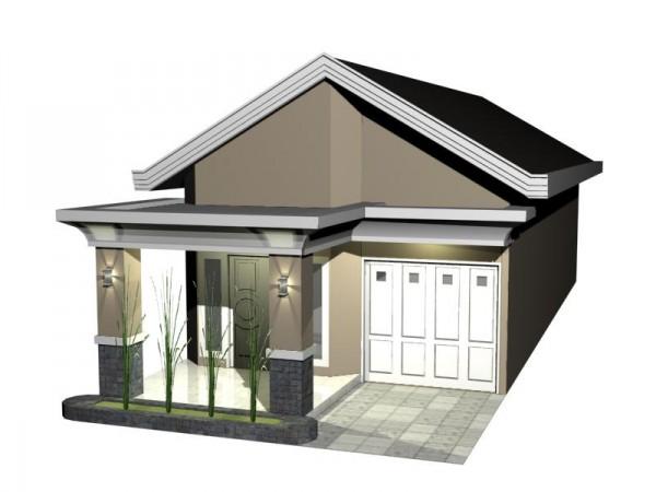 desain teras rumah minimalis rumdesign4010 13