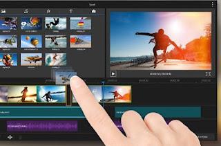 Video editor gratis terbaik untuk android