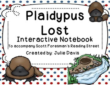 https://www.teacherspayteachers.com/Product/Plaidypus-Lost-Interactive-Notebook-Journal-1314189