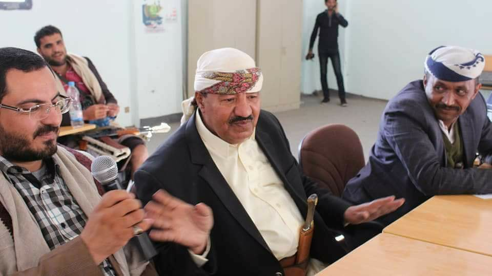 عبده الجندي الناطق الرسمي لحزب التحالف الوطني الديمقراطي