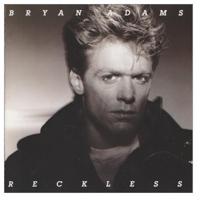 EUROPOPDANCE: Bryan Adams (1984) - Reckless (320kbps)