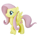 My Little Pony Molded Mane Pony Singles Fluttershy Brushable Pony