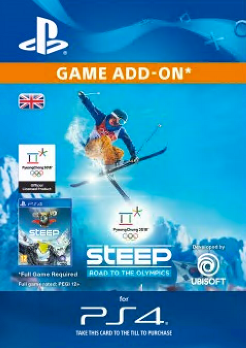 Steep: Road to the Olympics PS4 UK - DLC
