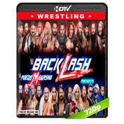 WWE Backlash (2018) 720p Dual Latino Ingles.(Both Brands)