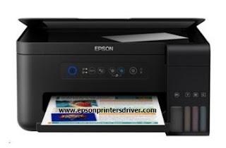 Epson EcoTank ITS L4160 Driver