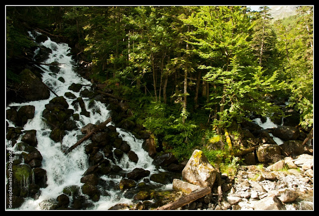 Cascada de Uelhs deth Joèu