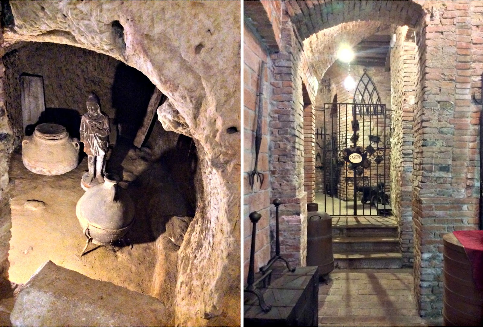 città sotterranea a montepulciano