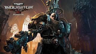Warhammer 40000: Inquisitor Martyr Wallpaper